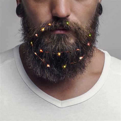 Light Beard by Festive Beard Lights Beard Lights