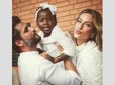 Bruno Gagliasso e Giovanna Ewbank batizam filha com festa