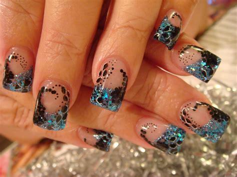acrylic nail designs fashion