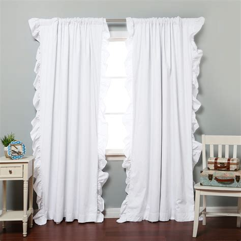 curtain design for home interiors decoration awesome white light blocking curtains decor