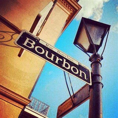 bourbon street bourbon street  orleans louisiana