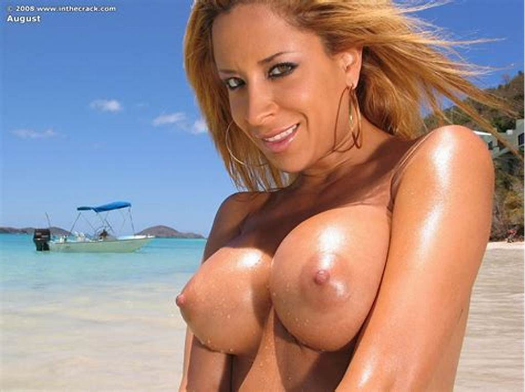 #Busty #August #Showing #Hard #Nipples #At #Beach #Spreading #Ass
