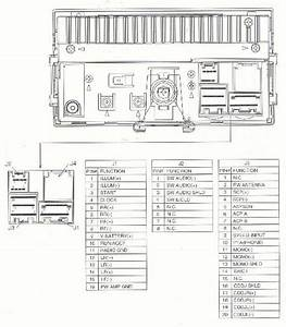 Stereo Wiring Diagram For 1998 Ford Ranger
