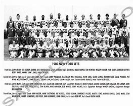 Image result for 1980 new york jets