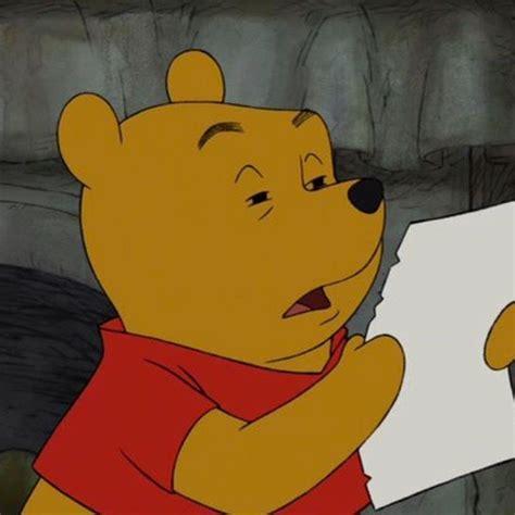 Winnie The Pooh Meme - reading winnie the pooh meme generator
