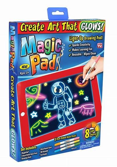 Pad Magic Tv Seen Board Doodle Drawing