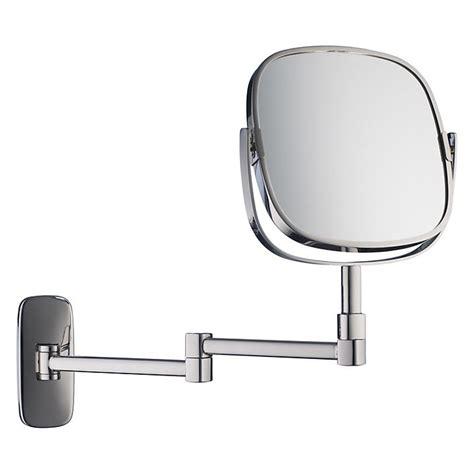 extendable bathroom mirror walmart robert welch burford bathroom range mirror towel rail