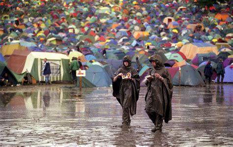 Weather Forecast For Glastonbury Festival
