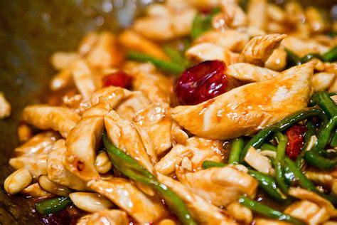 cuisine thailandaise recette poulet sauté à la sauce d 39 huître recettes