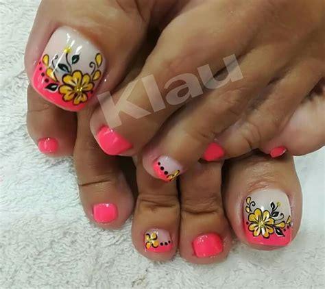 Las tendencias más innovadores que te darán ideas maravillosas para decorar tus uñas en cualquier. @taniaholovko | Arte de uñas de pies, Diseños de uñas de ...