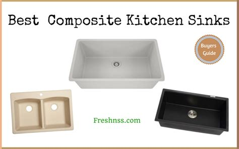 composite kitchen sinks reviews best composite kitchen sinks reviews of 2018 freshnss 5662