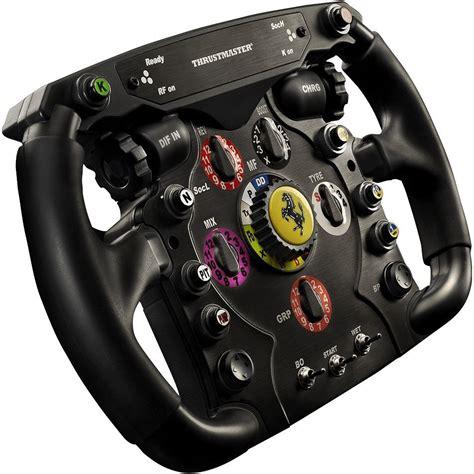 Thrustmaster t80 ferrari 488 gtb. Thrustmaster PC/PS3 Ferrari F1 Wheel Add-On a € 155,00 ...