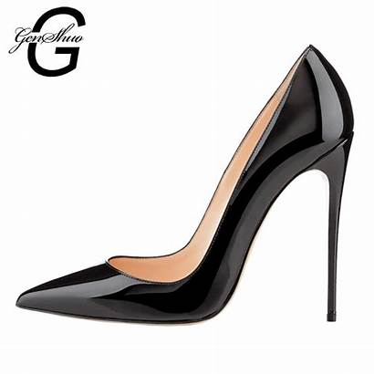 Scarpe Tacco Heels Stiletto Pumps Pointed Toe