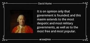 Getting the Ide... Hume Quotes