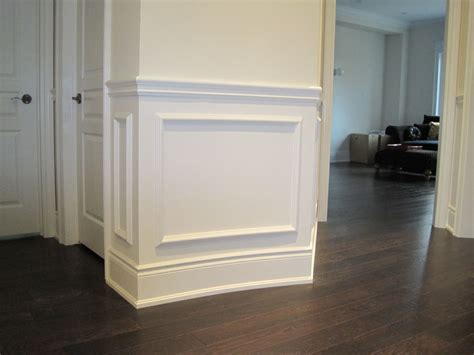 Chair Rail Wainscoting by Chair Rail Here Are Some Chair Rail Profiles All Chair