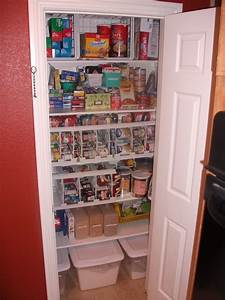 Quick pantry closet ideas organizer quickinfoway for Closet pantry storage ideas