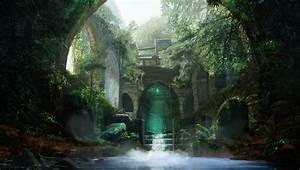 Ruin Exploration by SiberionSnow on DeviantArt