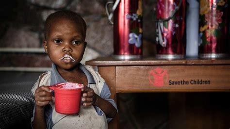 eradicate child poverty save  children