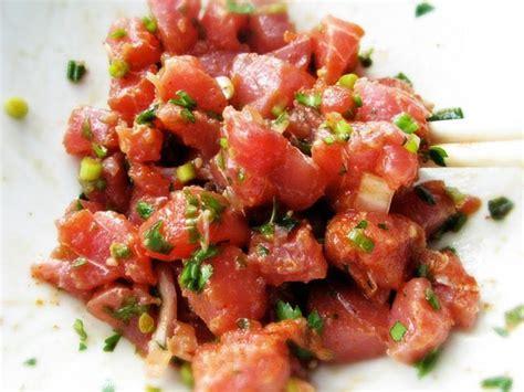 cuisine tahitienne recettes recette poisson cru au lait de coco