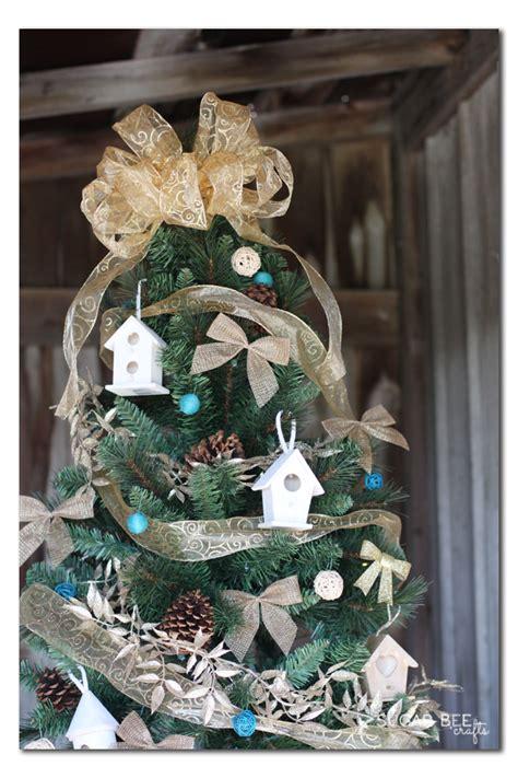 ide dekorasi pohon natal unik tondanowebcom