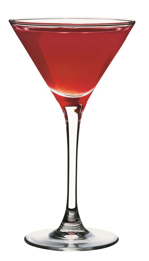 Red Rose Martini Drink Of The Week