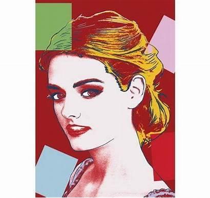 Pop Portrait Warhol Genuine Andy Personalised Portraits