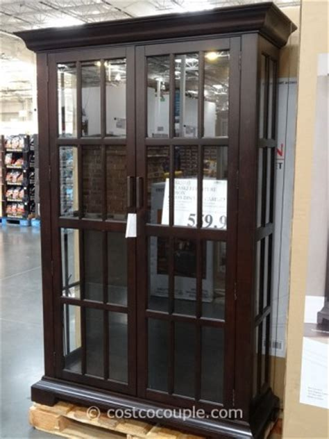 Pulaski Glass Panel Display Cabinet by Pulaski Furniture Gibson Glass Display Cabinet
