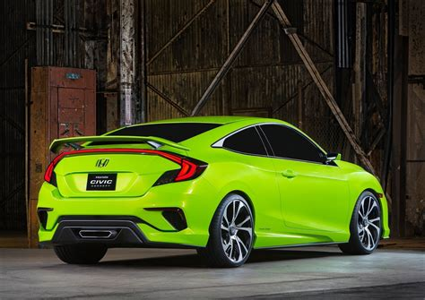Honda Civic Concept Car Wallpapers 2018 Xcitefunnet