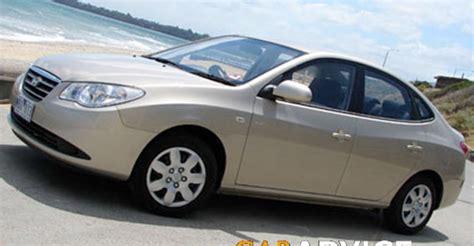 Hyundai 2008 Elantra by 2008 Hyundai Elantra Review Caradvice