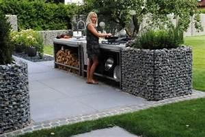 Gabionen Gartengestaltung Bilder : blog buitenkeuken ~ Eleganceandgraceweddings.com Haus und Dekorationen