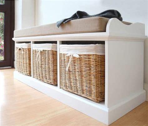 Bench Cabinet Storage by White Shoe Storage Bench Cushion Cabinet Wooden
