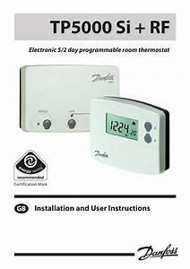 Danfoss Tp5000si  Tp5000rf Si  Tp5000m Si Installation