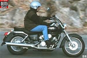 Honda Shadow 125 Vitesse Max : honda 125 shadow moto magazine leader de l actualit ~ Nature-et-papiers.com Idées de Décoration