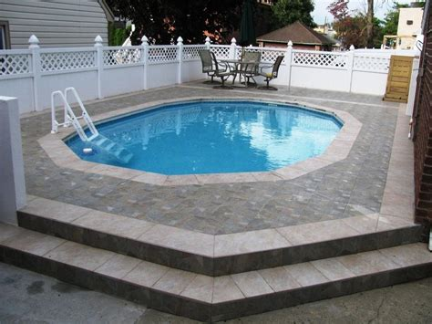 Reviews Semi Inground Pool Ideas And Accessories — The
