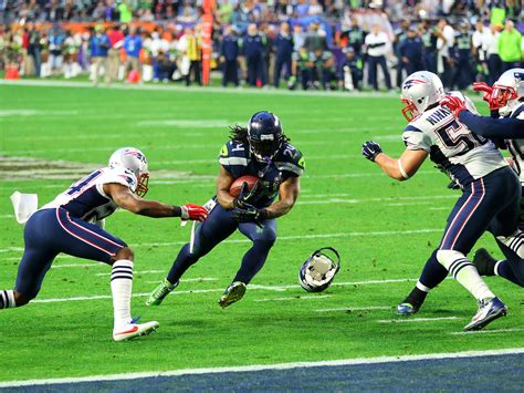patriots beat seahawks    super bowl xlix kut