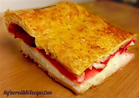 Sopapilla Cherry Cheesecake Bars