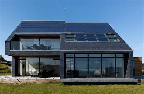 solar panels on houses 8 homes that generate more energy than they consume