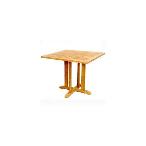 table carr 233 e 224 pied central collection seram plantes et jardins