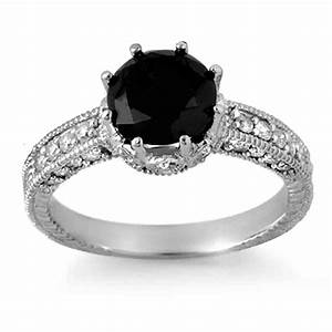 astonishing black diamond wedding rings for women show With womens black diamond wedding rings