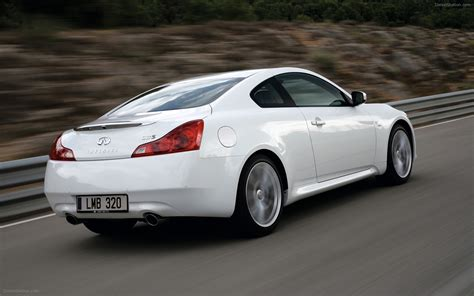 Infiniti G37s Coupe Widescreen Exotic Car Wallpaper 15 Of