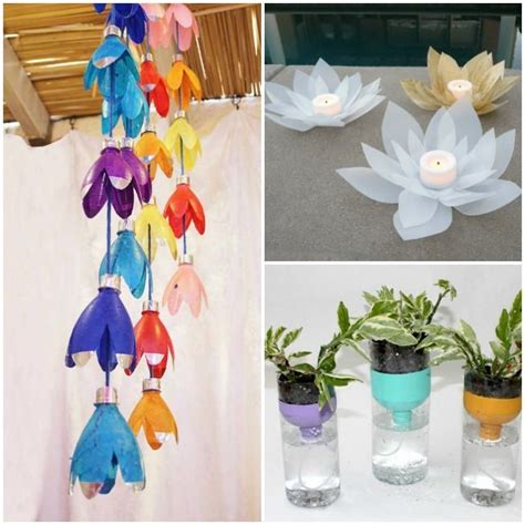 Decorating Ideas Using Plastic Bottles by 10 Creative Ways To Upcycle Your Plastic Bottles Diy