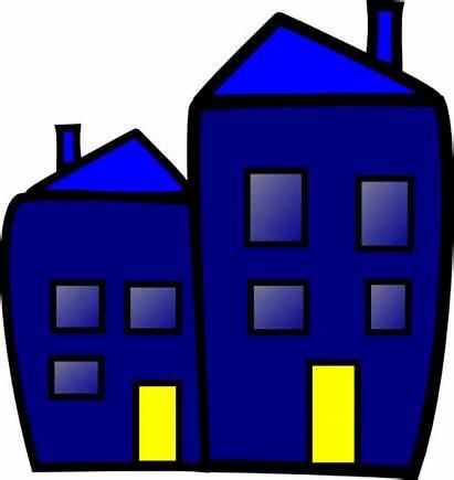 Building Cartoon Clip Clipart Apartment Vector Clipartmag