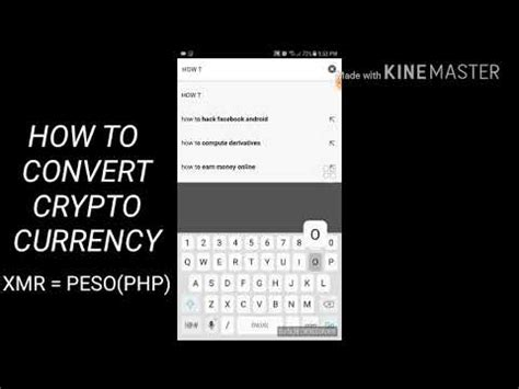 If you want to stay aware of the latest information, you can get our mconvert currency converter widget or exchange rates widget for daily use. How to Convert Bitcoin into Peso(Php) Raketdito.com - YouTube