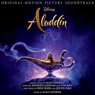 Aladdin (2019 soundtrack) Wikipedia