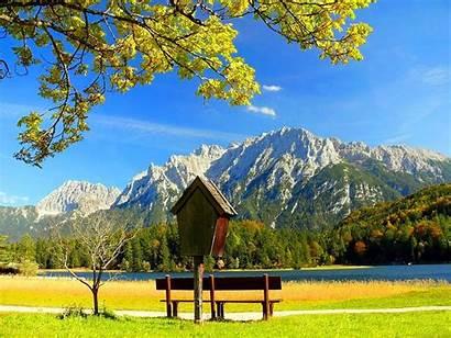 German Landscape Landscapes Wallpapers Resolution Wallpapersafari