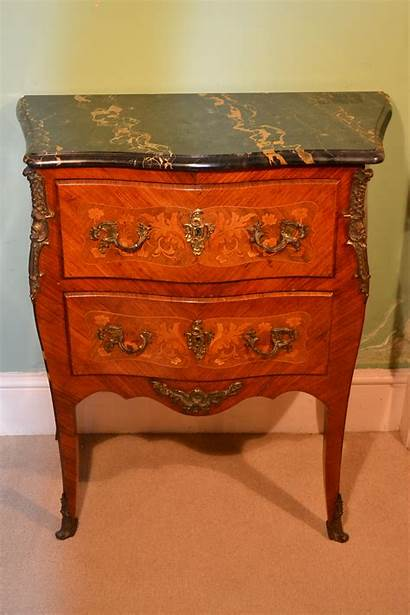 Commode French Antique Chest Marble 1900