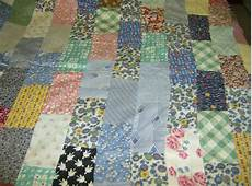 I was told this is a Brick Road pattern quilt