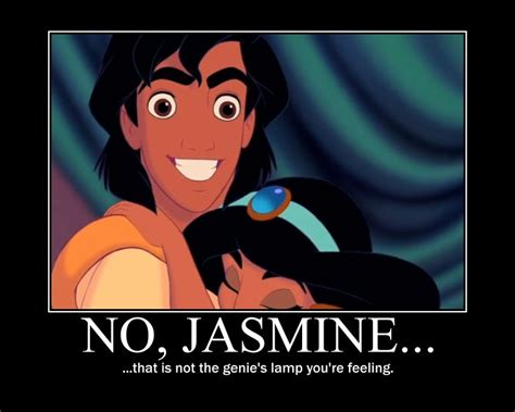 Cartoon Sex Memes - pick your favorite aladdin motivational poster click for bigger image poll results disney