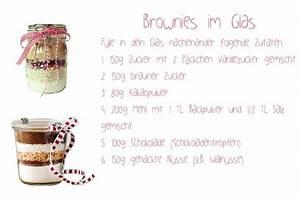 Brownies Im Glas : 1000 images about geschenke aus der k che on pinterest ~ Orissabook.com Haus und Dekorationen