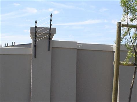 Electric Fence High Security Fences
